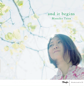 Mamiko Taira - and it begins - album cover